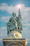 Solider e monumento do marinheiro, Boston miliampère Foto de Stock