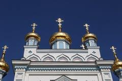 Solides solubles Boris et Gleb Cathedral Photo libre de droits
