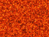 Solidified hot fire texture. Backgrounds Stock Photography