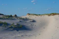 solig stranddag Fotografering för Bildbyråer