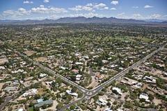 Soliga Scottsdale Royaltyfri Bild