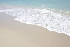 soliga strandisles Arkivbilder