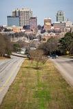 Soligt väder i columbia South Carolina Royaltyfri Bild