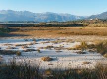 Solila,特别自然保护 黑山 库存照片