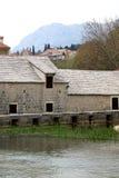 Solin Kroatien royaltyfri fotografi
