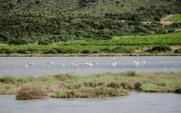 Is Solinas, Masainas - Sardinia Stock Photo