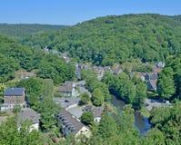 Solingen-Burg, terre de Bergisches, Allemagne photos libres de droits