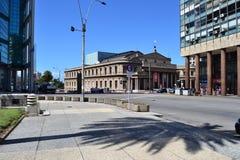 Solis teater, Montevideo, Uruguay Arkivbilder
