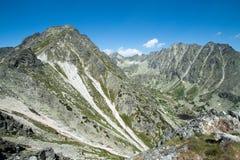 Solisko mountain Royalty Free Stock Image