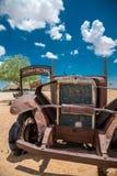 Solitaire en Namibie Photo stock