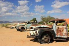 Solitaire, Namibia Stock Photos