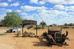 Solitaire, Namibia Stock Photo