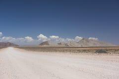 Solitaire - Namibie photographie stock libre de droits