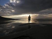 Solitario Fotografía de archivo libre de regalías