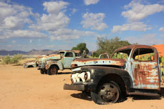 Solitario, Namibia Fotos de archivo