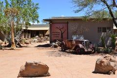 Solitario Namibia Fotografía de archivo libre de regalías