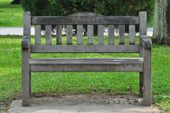 Solitary Bench Stock Photos