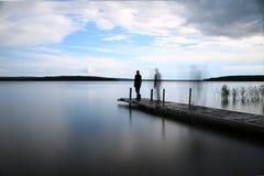 solitude Photo libre de droits