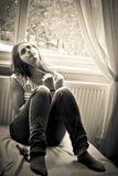Solitude Image libre de droits
