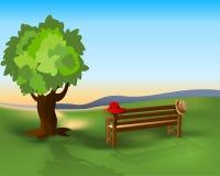 Solitude, Cdr Vector Stock Photo