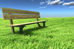 Solitude with nature Stock Photo
