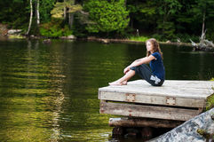 Solitude Stock Image