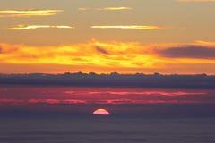 Sollöneförhöjning Fotografering för Bildbyråer