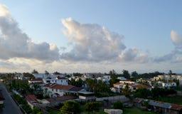 Sollöneförhöjning i Niali Kenya Royaltyfri Bild