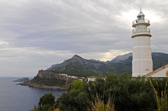 Soller Lighthouse Stock Images