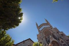 Soller Majorca Balearic islands Spain Stock Image