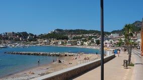 Soller, Majorque, Espagne Voyage avec le vieux tram ?lectrique fonctionnant entre Soller et le centre ville de Port de Soller