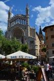 Soller town, Majorca (Mallorca), Spain Stock Photo