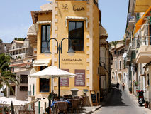 Soller town Stock Image