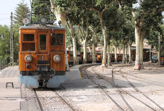 Soller train Royalty Free Stock Images