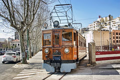 Soller train Royalty Free Stock Photos