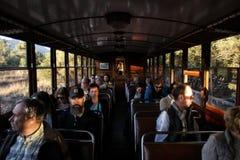 Soller train Stock Photo
