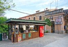 Soller train station Mallorca Royalty Free Stock Photo