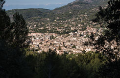 Soller view Stock Image