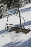 Sollevamento di sedia di Mt. Baldy Immagini Stock