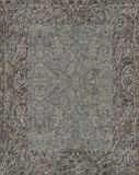 Sollievo celtico cesellato in granito immagini stock