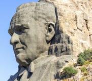 Sollievo di Ataturk Immagini Stock