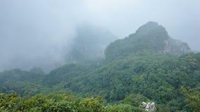 solljus för område för sammansättningsberg naturligt Royaltyfri Bild