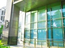Solljus och fönster Royaltyfria Bilder