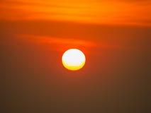 Solljusstrålen fotografering för bildbyråer