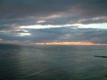 Solnedgång 2 Arkivfoton