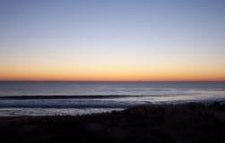 solnedgång 23 Arkivfoton
