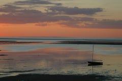 solnedgång 6 Royaltyfri Bild
