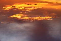 Solnedgång nummer 2 Royaltyfria Bilder