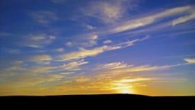 Solnedgångheder Royaltyfri Bild