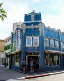 Solnedgångklubbasömnader, Hollywood studior, Orlando, FL royaltyfria foton